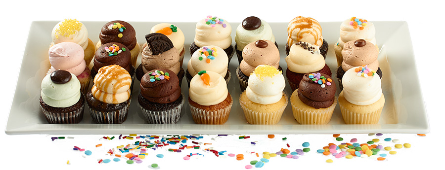 Gourmet Cupcake Gifts Delivered Across Toronto