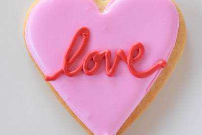 Select Love Sugar Cookie